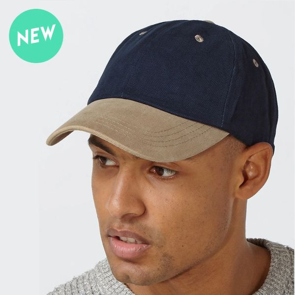 Beechfield Heavy Brushed Cotton Cap