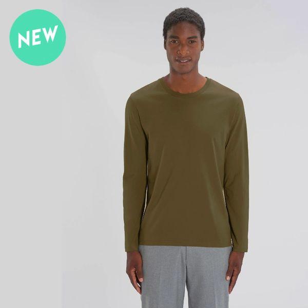 Stanley Stella Shuffler Organic Long Sleeve T-shirt