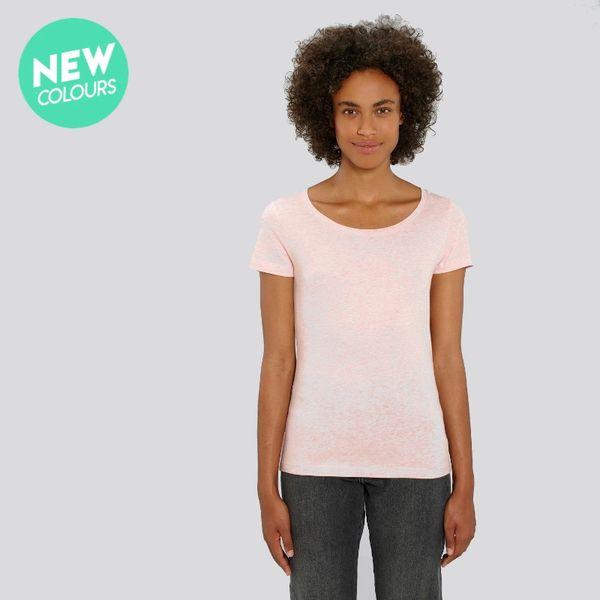 Stanley Stella Lover Organic Womens T-shirt