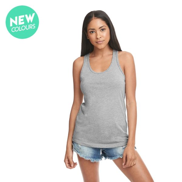 Next Level Womens Ideal Racer Back Tank Top
