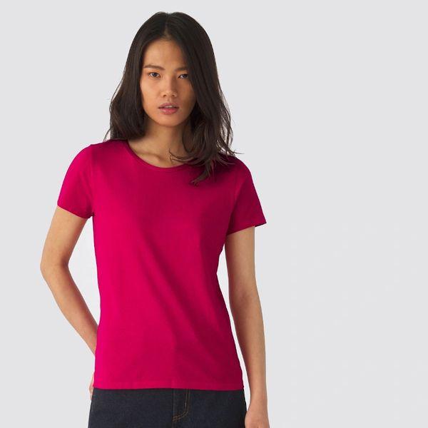 B&C #E190 Womens Short Sleeve T-shirt