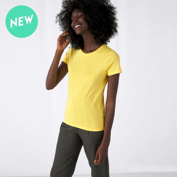 B&C E150 Organic Womens T-shirt