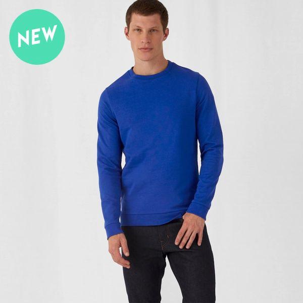 B&C Set in Sleeve Mens Sweatshirt