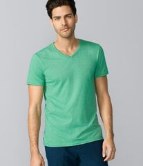 Gildan Mens Softstyle V-neck T-shirts