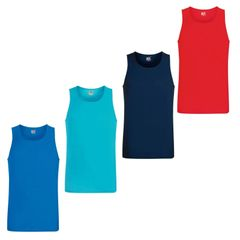 Fruit of the Loom Mens Performance Vest