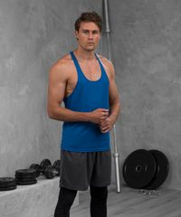 AWD Mens Cool Performance Muscle Vests