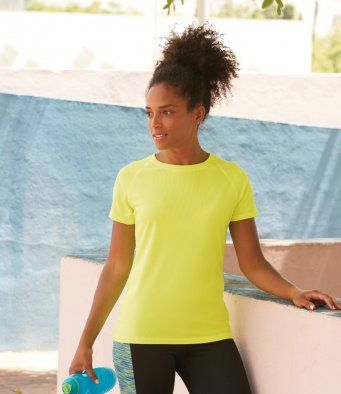 Fruit of the Loom Womens Performance T-shirts