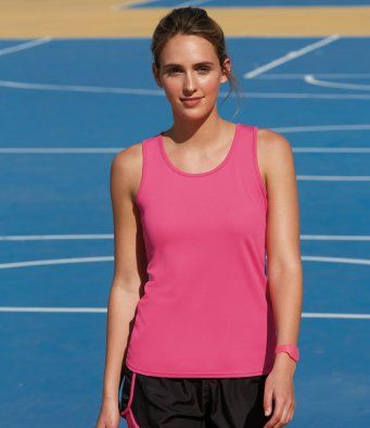 Fruit of the Loom Womens Performance Vests