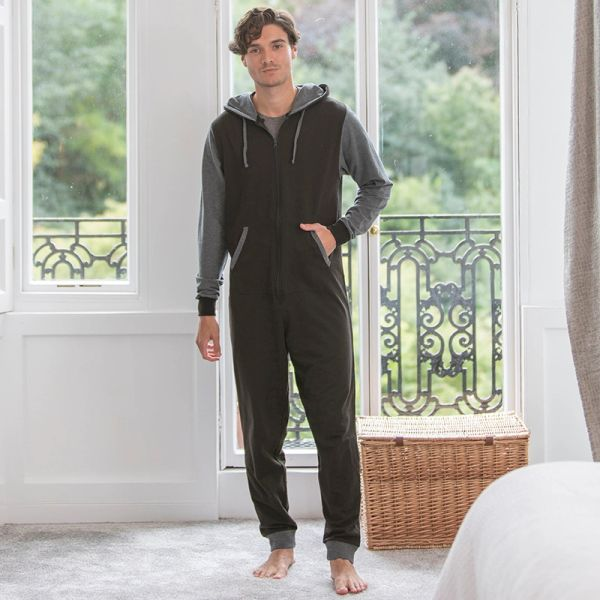 Comfy Co Contrast Onesies