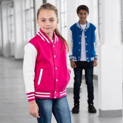 AWD Kids Varsity Jackets