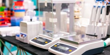 American scale carries many types of quality laboratory balances from various brands.