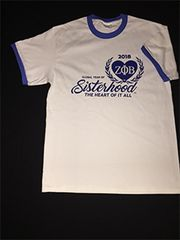 Year of Sisterhood Ringer T-Shirt