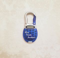 Zeta youth auxiliary carabiner/ calculator