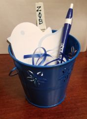 Stationary Gift Pail