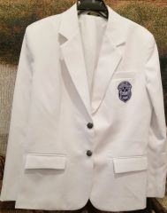 White Business Blazer
