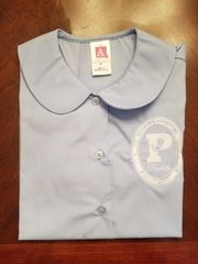 Pearlette Peter Pan Collar Shirt