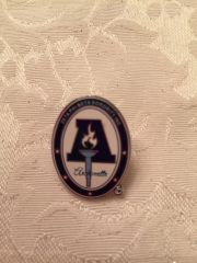 Archonette Youth Auxiliary lapel pins