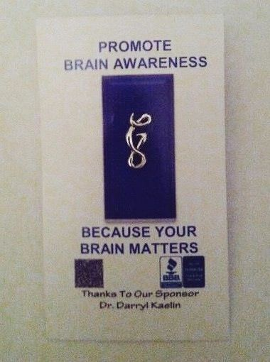 GEMASSIST BRAIN AWARENESS FOUNDATION TABLE TOP BOOKS