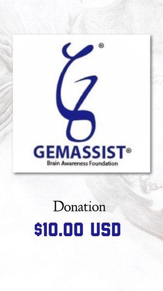 $10.00 Donation
