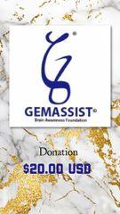 $20.00 Donation