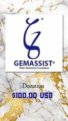 $100.00 Donation