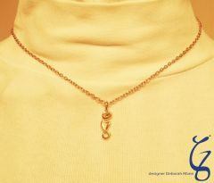 GEMASSIST Quality Gold Plated Charm