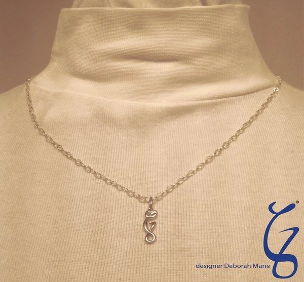 GEMASSIST Silver Plated Charm