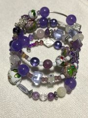 PURPLE PASSION- CUSTOM REQUEST - SOLD