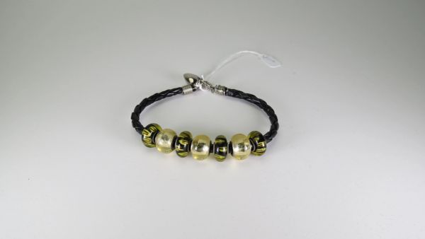 German Soft Leather & Add a Beads
