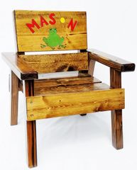 Happy Chair Kids Outdoor Furniture Personalized Design