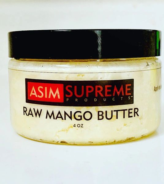 Raw Mango Butter ( 4 oz.)