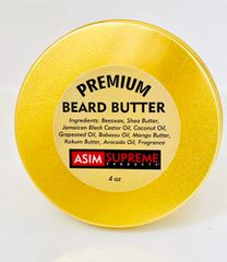 Premium Beard Butter ( 4 oz.)