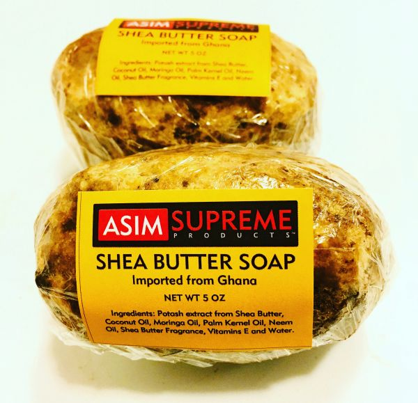 Shea Butter Soap ( 5 oz.)