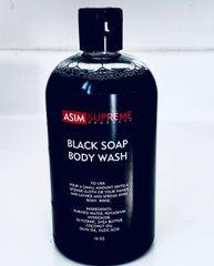 Black Soap Body Wash ( 16 oz.)