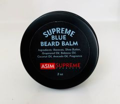 Supreme Blue Beard Balm ( 2 oz.)