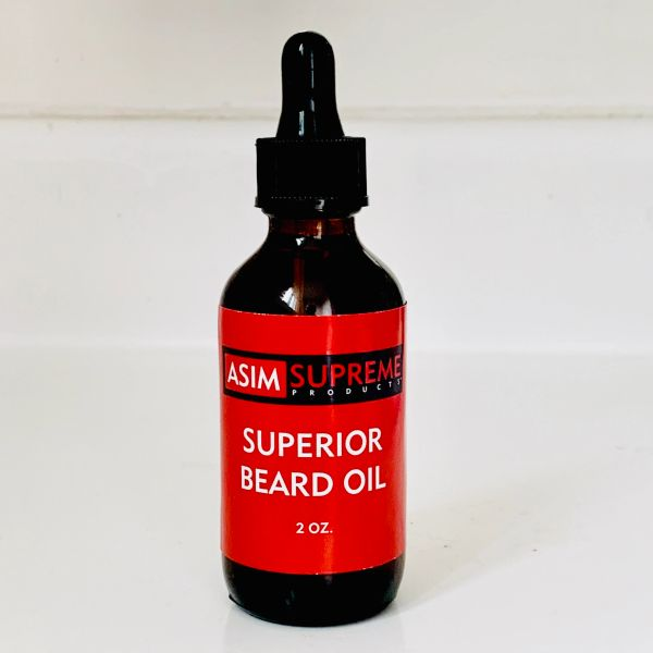 Superior Beard Oil ( 2 oz.)