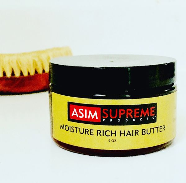 Moisture Rich Hair Butter ( 4 oz.)