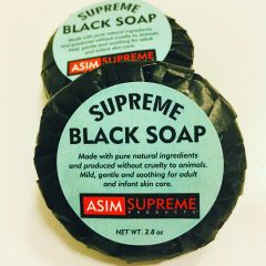Supreme Black Soap ( 2.8 oz)