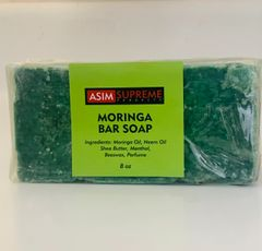 Moringa Bar Soap ( 8 oz.)