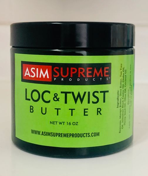 Loc & Twist Butter ( 16 oz.)