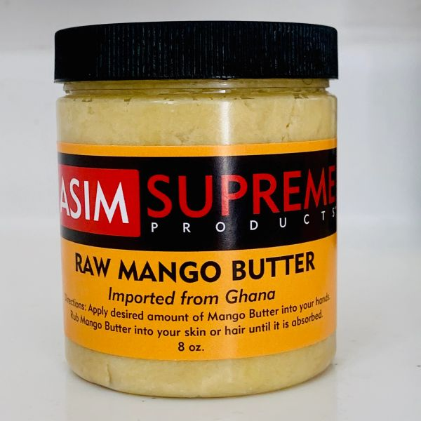 Raw Mango Butter ( 8 oz.)