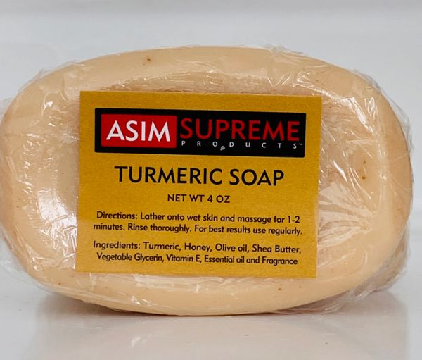 Turmeric Soap ( 4 oz.)