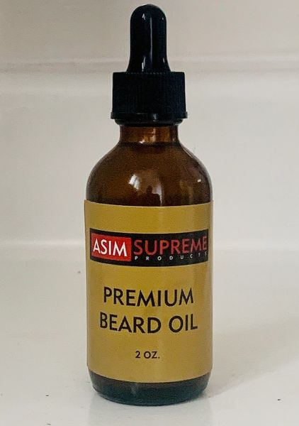 Premium Beard Oil ( 2 oz.)