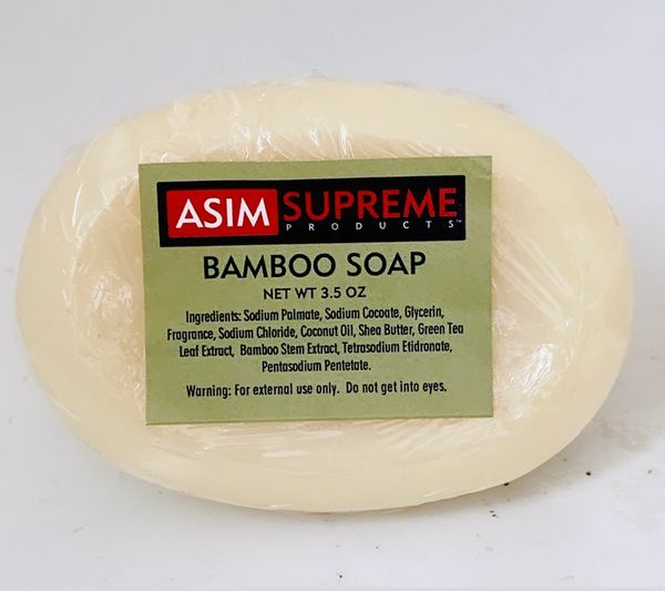 Bamboo Soap ( 3.5 oz.)