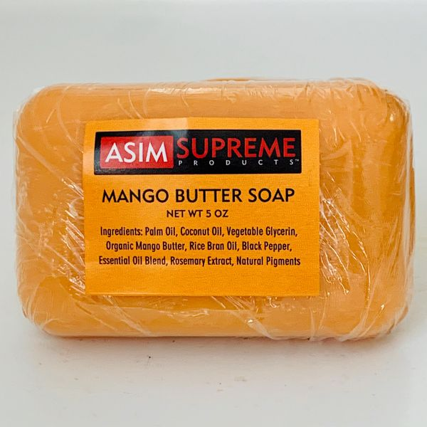 Mango Butter Soap ( 5 oz.)
