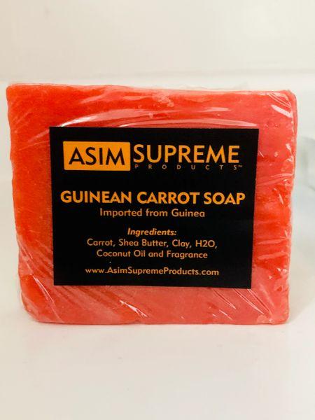 Guinean Carrot Soap