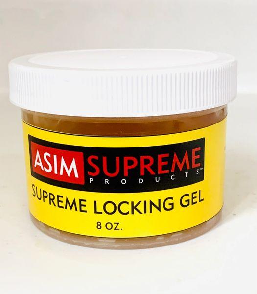 Supreme Locking Gel ( 8 oz.)