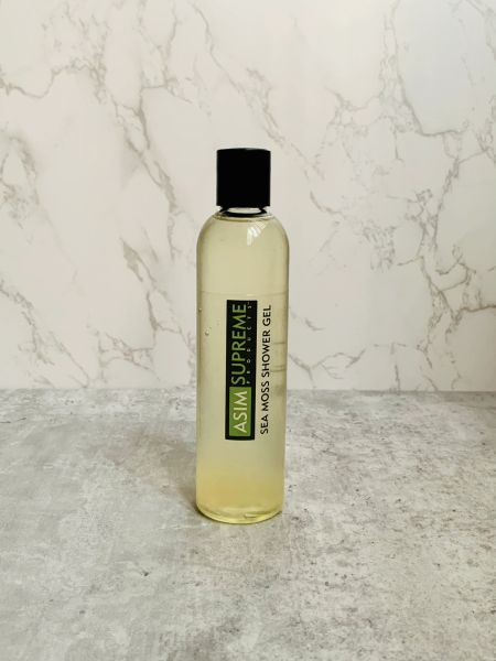 Sea Moss Shower Gel ( 8 oz.)