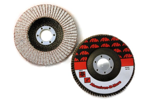 "4-1/2""x7/8"" ALUMINUM CUT FLAP DISC"