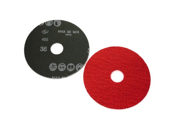PREMIUM CERAMIC RESIN FIBER DISC
